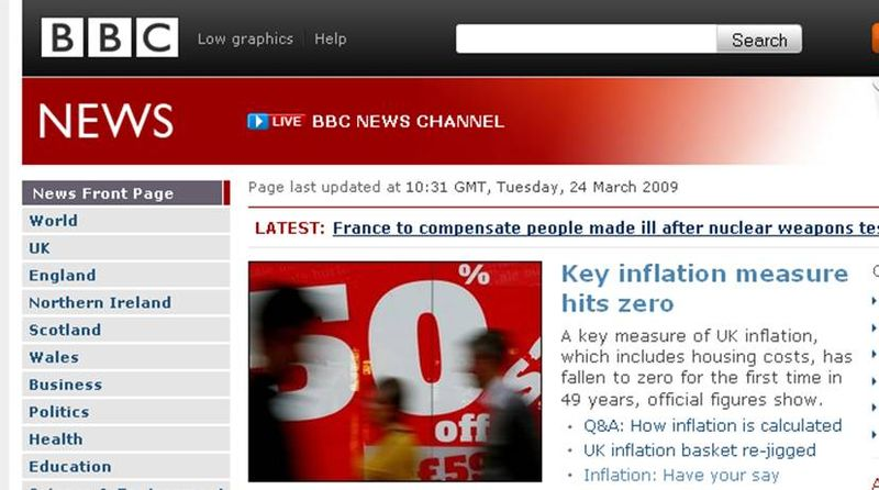 Bbc business reporting